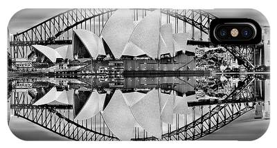 Sydney Harbour Bridge Phone Cases