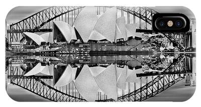Sydney Harbour Phone Cases