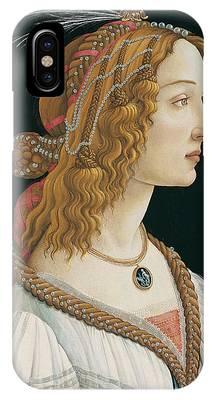 Botticelli Phone Cases