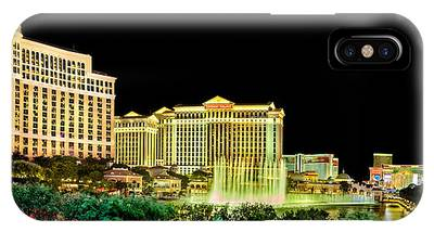 Water Fountain Phone Cases