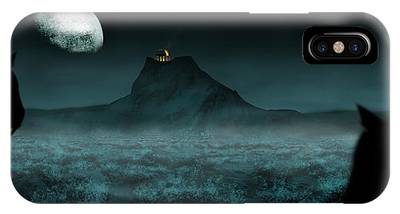 Inadvertent Hobbits IPhone Case