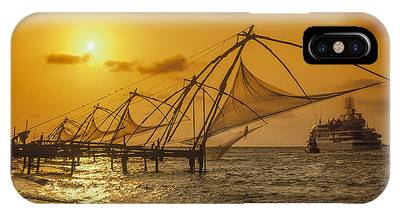 IPhone Case featuring the photograph India Cochin by Juergen Held