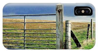 IPhone Case featuring the photograph Irish Field by Patricia Strand