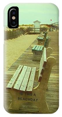 Park Benches Phone Cases