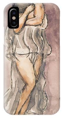 Isadora Duncan Phone Cases