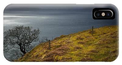 Scotland Landscape Phone Cases