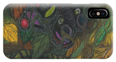 Abstract Ania Phone Cases