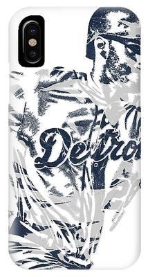 Detroit Tigers Art Phone Cases