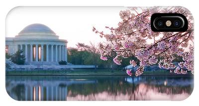 Jefferson Memorial Phone Cases
