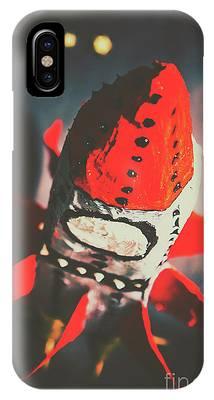 Spaceship Phone Cases
