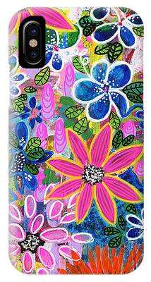 Colorful Flowers Phone Cases