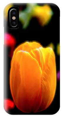 IPhone Case featuring the photograph Just A Tulip by Kevin McClish