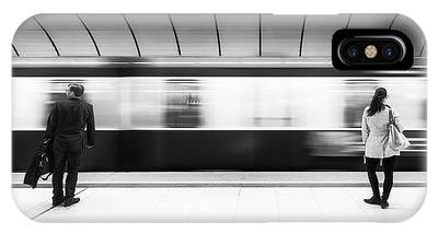 London Tube Phone Cases