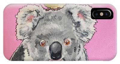 Kalman The Koala IPhone Case