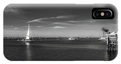 King Harbor By Mike-hope IPhone Case