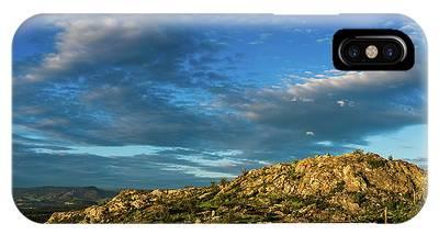 Kuipers' Peak In The Sun IPhone Case