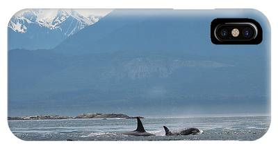 Save The Whales Phone Cases