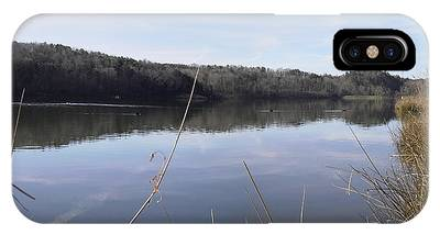 Lake Zwerner Early Spring IPhone Case