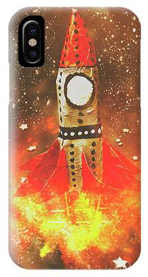 IPhone Case featuring the photograph Launch Of Early Learning by Jorgo Photography - Wall Art Gallery