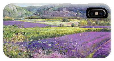 Rural Landscape iPhone Cases