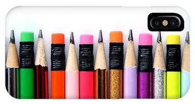 Pencil Phone Cases