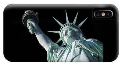 Liberty II IPhone Case