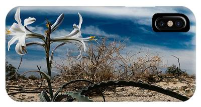 Life Amoung The Weeds IPhone Case