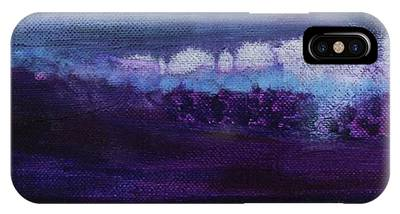 IPhone Case featuring the painting Light Breaks Through by Kim Nelson