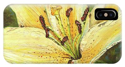 Lily Dream IPhone Case