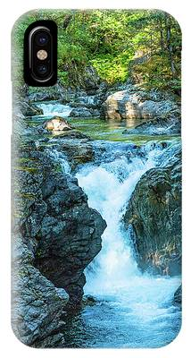 Little Qualicom Falls IPhone Case