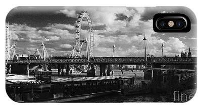 London S Skyline IPhone Case
