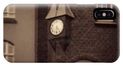 Clock Phone Cases