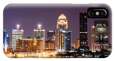 Louisville 1 IPhone Case