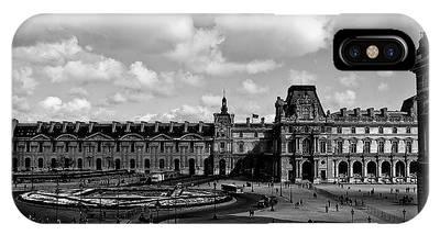 Louvre Museum IPhone Case