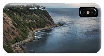 IPhone Case featuring the photograph Lunada Bay After Sunset by Andy Konieczny