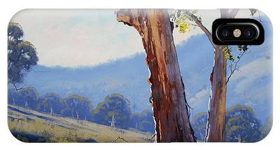 Gum Trees Phone Cases