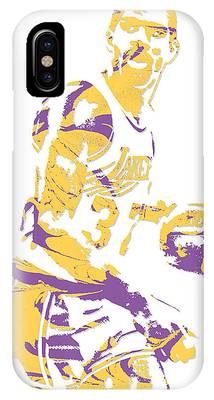 Magic Johnson Phone Cases