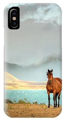 Magical Tekapo IPhone Case by Chris Cousins