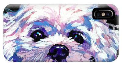 Shih Tzu IPhone X Cases