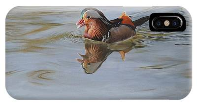 Mandarin Duck IPhone Case