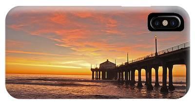 Beach Sunset IPhone Cases