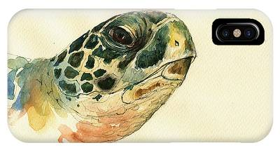 Sea Turtle Phone Cases