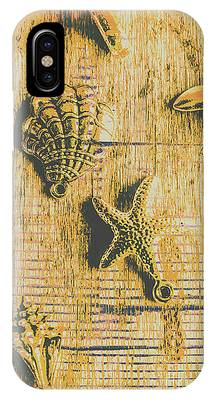 IPhone Case featuring the photograph Maritime Sea Scroll by Jorgo Photography - Wall Art Gallery