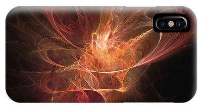 Maximum Power Of Love IPhone Case
