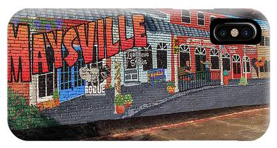 Maysville Mural IPhone Case