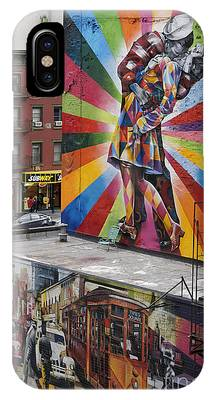 IPhone Case featuring the photograph Meatpacking District Nyc by Juergen Held