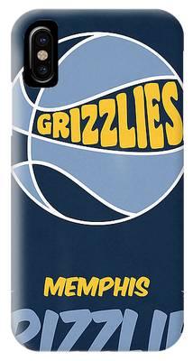 Memphis Grizzlies Phone Cases