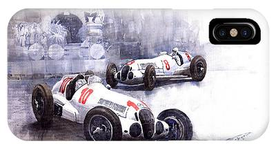 Mercedes Phone Cases