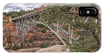 Midgley Bridge 1 IPhone Case