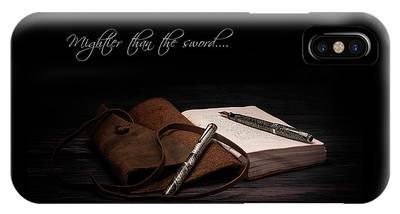 Calligraphy Phone Cases